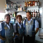 LYC Bar Staff and New Uniforms
